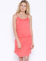Slumber Jill Coral Pink Nightdress FWSJ603