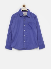 Gini & Jony Boys Blue Shirt