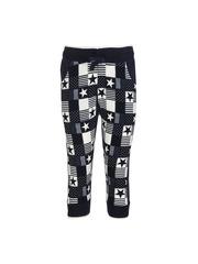 Cayman Boys Navy & White Printed Pyjamas