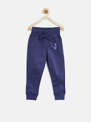 Gini & Jony Girls Blue Track Pants