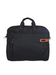 Bendly Unisex Black Laptop Bag