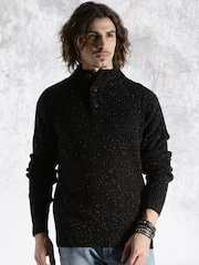 RDSTR Black Sweater