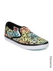 Quiksilver Men Multicoloured Printed Slip-Ons