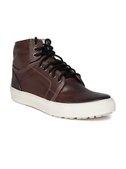 Knotty Derby Men Brown Casual Shoes