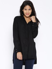 ONLY Black Casual Shirt