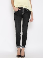 Pepe Jeans Charcoal Grey Washed Frisky Jeans
