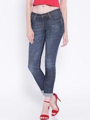 Pepe Jeans Blue Frisky Slim Fit Jeans