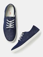 Mast & Harbour Men Blue Sneakers