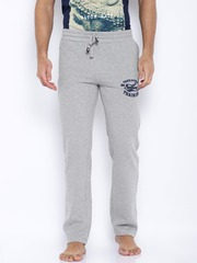 SDL by Sweet Dreams Grey Melange Signature Lounge Pants F-MP-0217