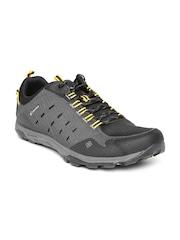 Columbia Men Charcoal Grey Conspiracy Razor Sports Shoes