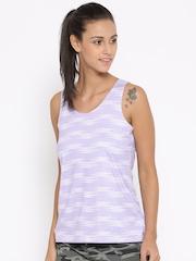 Columbia Lavender Siren Splash Print Tank Top