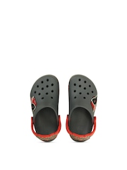 Crocs Boys Black & Red Star Wars Print Clogs