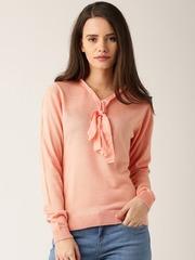 DressBerry Women Pink Sweater