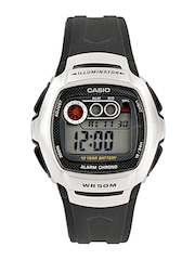 Casio Youth Men Black Digital Watch I063