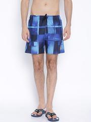 Speedo Blue Printed Swim Shorts 809677A625
