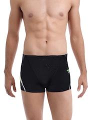 Speedo Men Black Speedofit Swimming Trunks