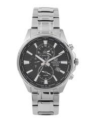 CASIO Edifice Men Black Multifunction Dial Watch EX291