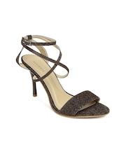 HEATWAVE Women Brown Stilettos