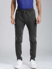 HRX by Hrithik Roshan Charcoal Grey Track Pants