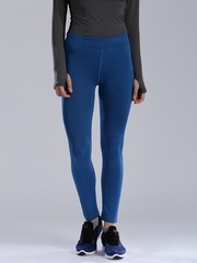 HRX by Hrithik Roshan Blue Active Tights