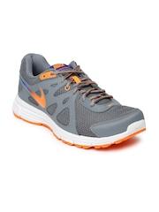 Nike Men Grey Revolution 2 MSL Running Shoes