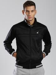 HRX by Hrithik Roshan Black Track Jacket