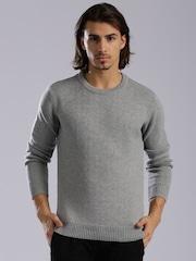 HRX by Hrithik Roshan Grey Sweater