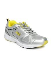 FILA Men Grey Aerobic Lite Running Shoes