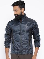 Sports52 Wear Navy Comfort Fit Hodded Rain Jacket