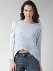 Mast & Harbour Blue Sweater
