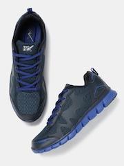 HRX by Hrithik Roshan Men Blue Running Shoes