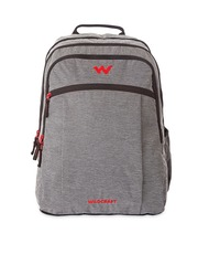 Wildcraft Unisex Grey Melange Backpack