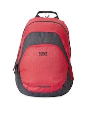 Wildcraft Unisex Red Backpack