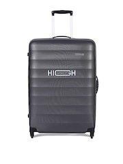AMERICAN TOURISTER Unisex Black Luggage Bag