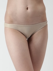 FOREVER 21 Dusty Pink Shimmer Bikini Briefs 15084102