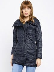 ether Navy Quilted Uber Light Jacket