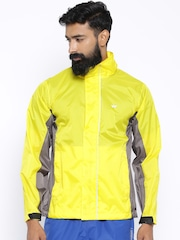 Wildcraft Yellow Rain Poncho