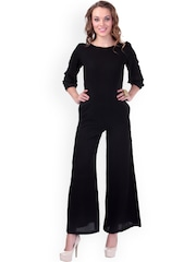 SASSAFRAS Black Jumpsuit