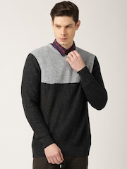 ETHER Grey Sweater