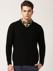 ETHER Black Sweater