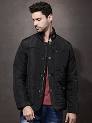 RDSTR Black Padded Jacket