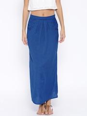 Anouk Blue Maxi Skirt