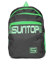 Suntop Unisex Black Boost Backpack