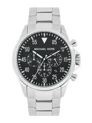 Michael Kors Men Black Dial Chronograph Watch MK8413