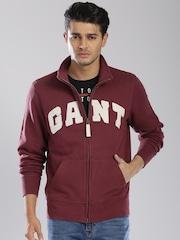 GANT Maroon Sweatshirt