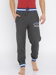 Playboy Charcoal Grey Lounge Pants LWHH-3