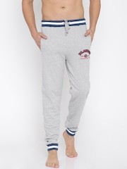 Playboy Grey Lounge Pants LWHH-3