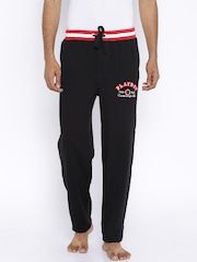 Playboy Black Hip Hop Lounge Pants LWHH-4