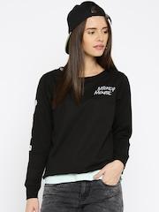 Kook N Keech Disney Black Sweatshirt