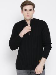 SPYKAR Black Sweater